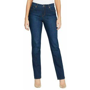Gloria.V Women's New Fit Rail Straight Go-To Jeans